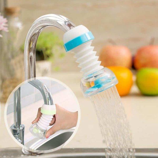 360 Degree Water Saving Tap