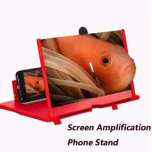 Retractable Mobile Phone Screen Amplifier