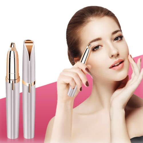 Finishing Touch Flawless Brows, Painless Precision Hair Remover - Gifts  Bazar!