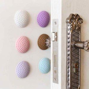 Self Adhesive Rubber Door Buffer Wall Protectors